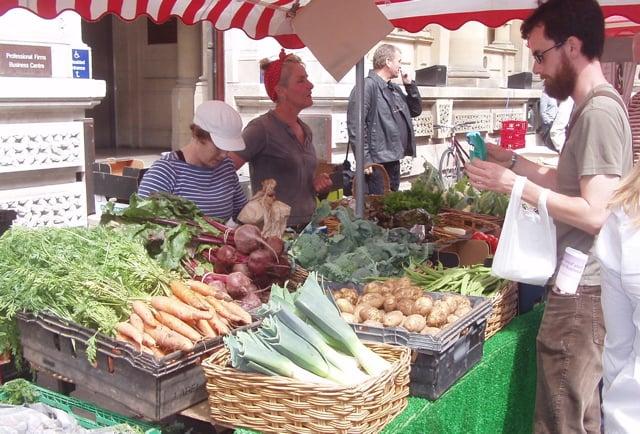 Organic Food Delivery Bristol